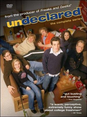 Vida universitaria (Undeclared) (Serie de TV)