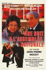 Une nuit à l'Assemblée Nationale