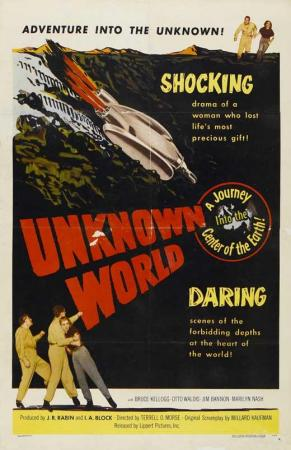 Unknown World