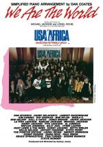 USA for Africa: We Are the World (Vídeo musical)