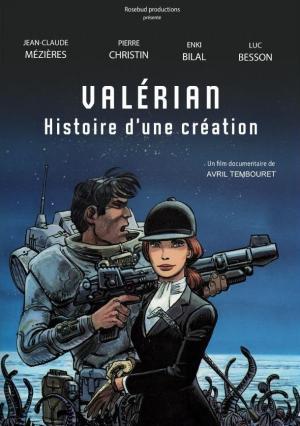 Valérian, histoire d'une création