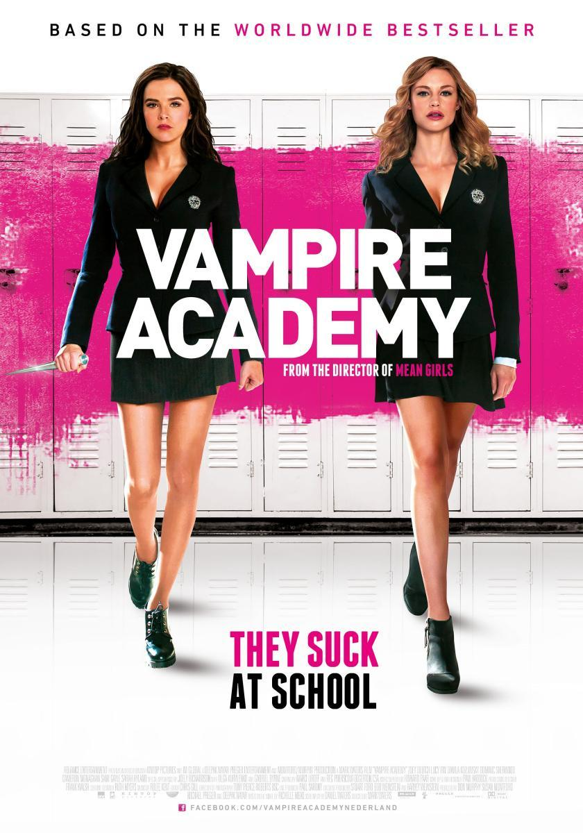 Vampire Academy (2014) - FilmAffinity Danila Kozlovsky Vampire Academy