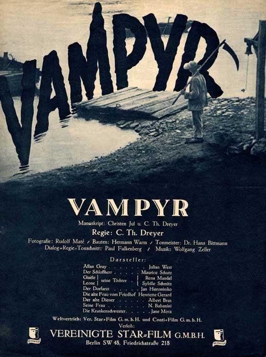 Vampyr – Der Traum Des Allan Grey