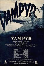 Vampyr, la bruja vampiro
