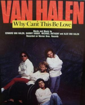 Van Halen: Why Can't This Be Love? (Vídeo musical)