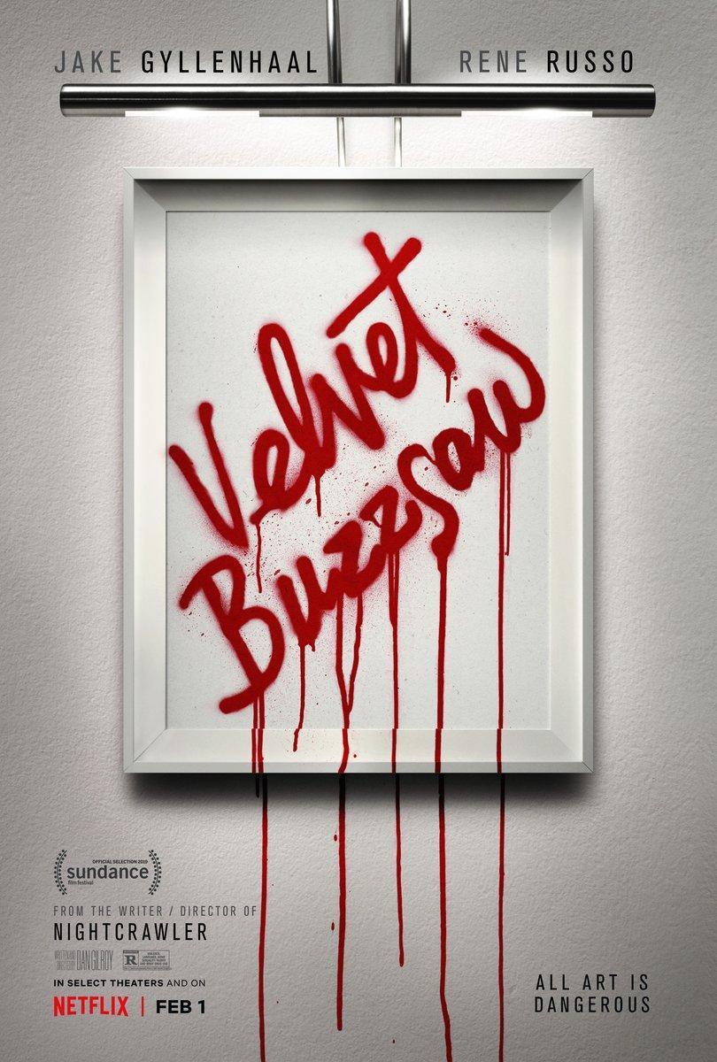Velvet Buzzsaw [2019][Esp Latino][1080p][MEGA]