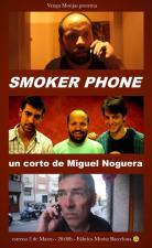 [Venga Monjas] Smoker Phone (C)