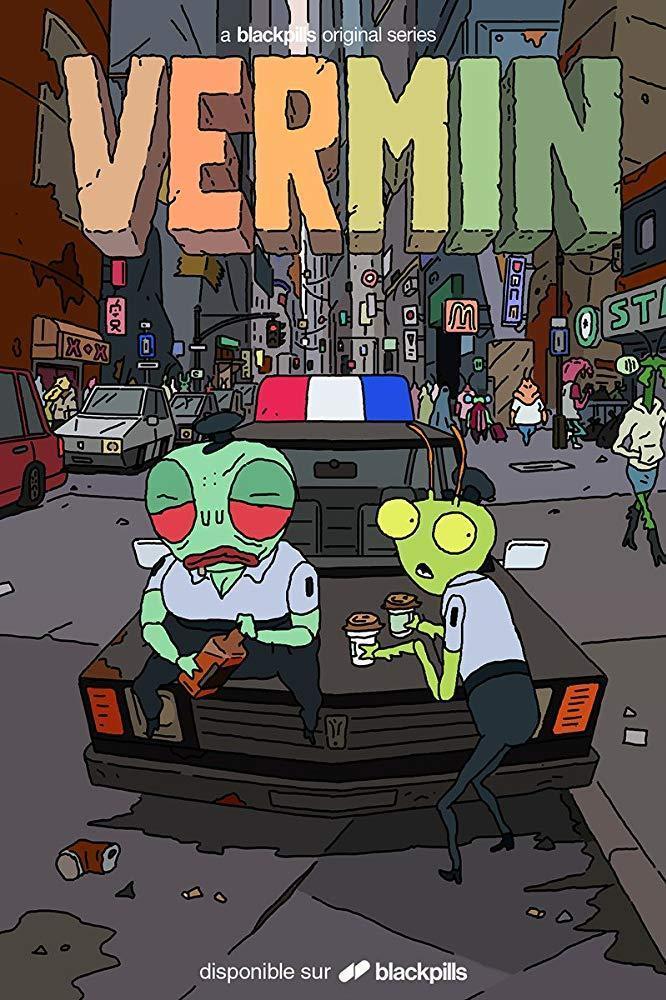 Vermin [2018][Latino][1080p][MEGA]