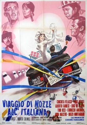 Viaje de novios a la italiana