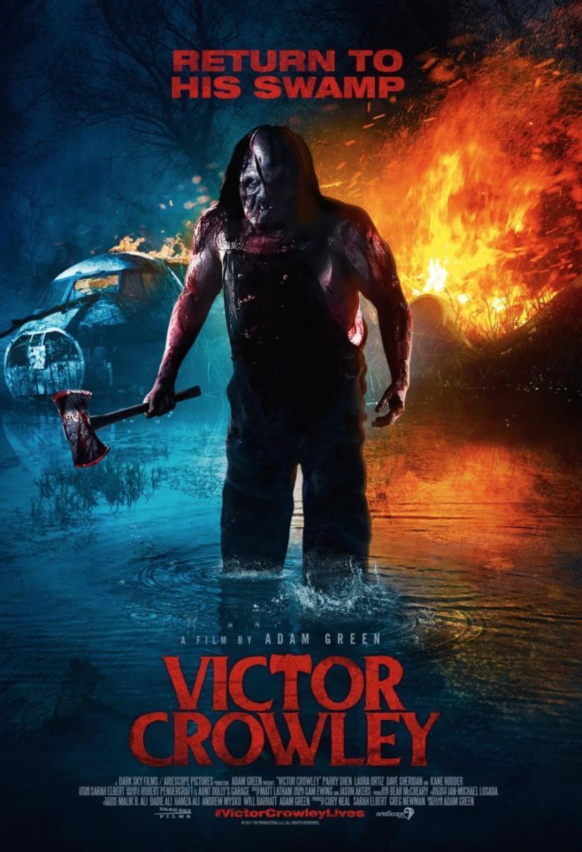 Victor Crowley [2017][Latino][1080p][MEGA]