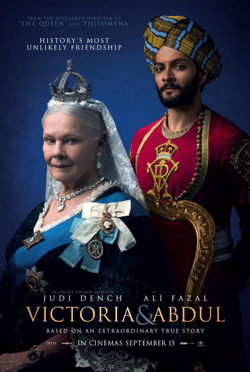 La Reina Victoria y Abdul Online