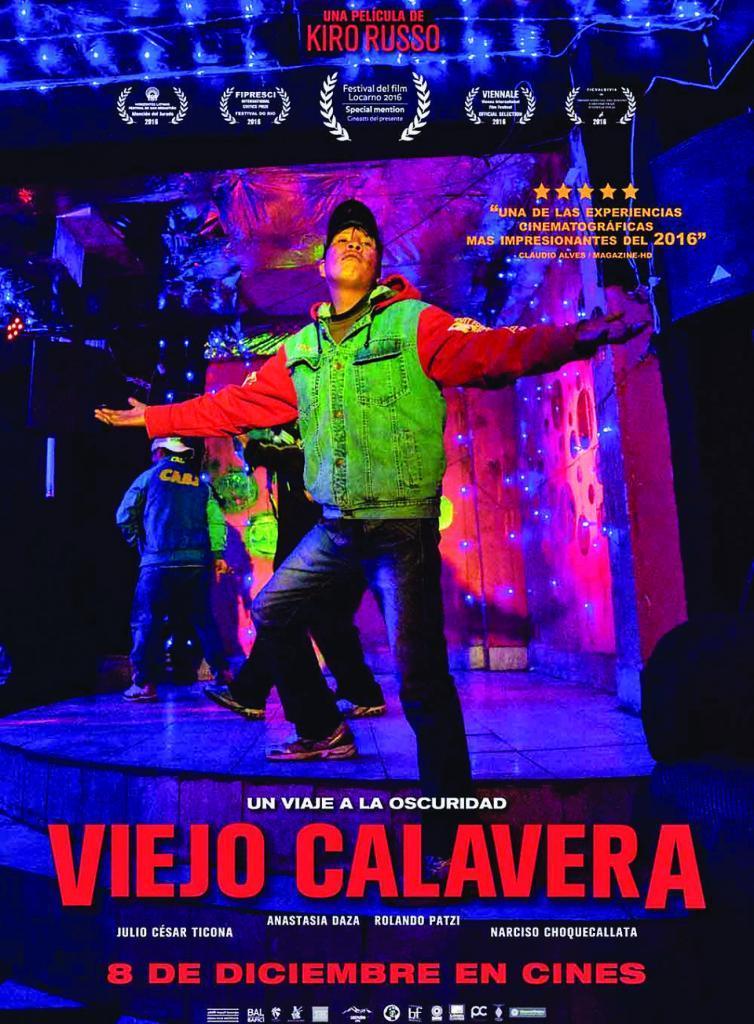 Viejo calavera (2016) Full HD en 1Fichier