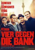 Cuatro contra el banco