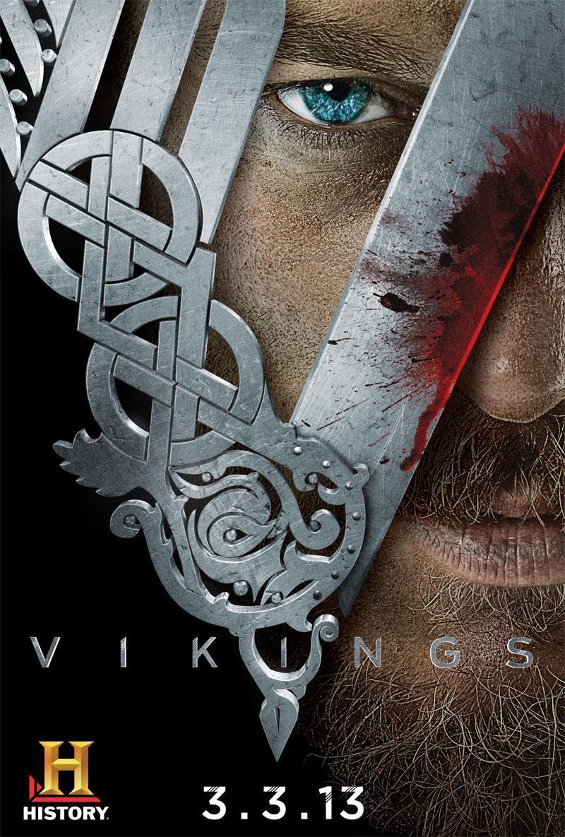 Vikingos Temporada 1 (2013) HD 1080p Latino – Ingles