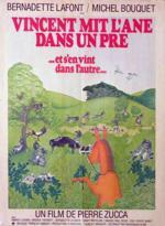Vincent mit l'âne dans un pré (et s'en vint dans l'autre)