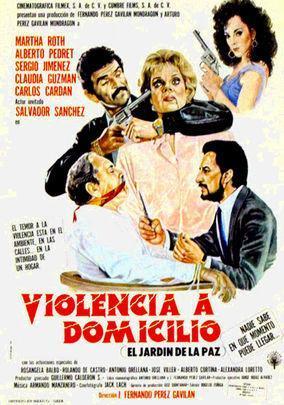 Violencia a domicilio (El jardín de la paz)