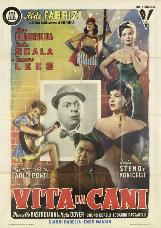Últimas películas que has visto - (Las votaciones de la liga en el primer post) - Página 13 Vita_da_cani-232995519-large