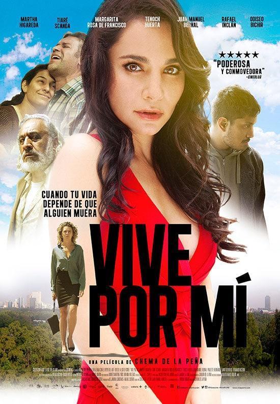 Vive Por Mí (BRRip Latino 720p) 2016
