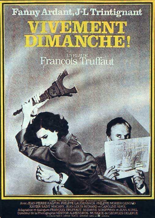 críticas de vivamente el domingo (1983) - filmaffinity