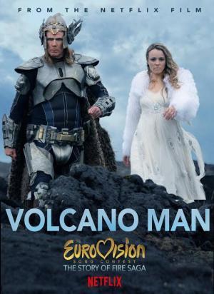 Volcano Man (Music Video)