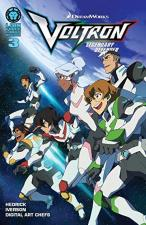 Voltron Legendary Defender Motion Comic (Serie de TV)