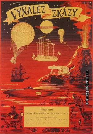 A Deadly Invention (The Fabulous World of Jules Verne)