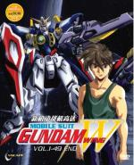 W, Shin Kidô Senki Gandamu Uingu (Mobile Suit Gundam Wing) (Serie de TV)