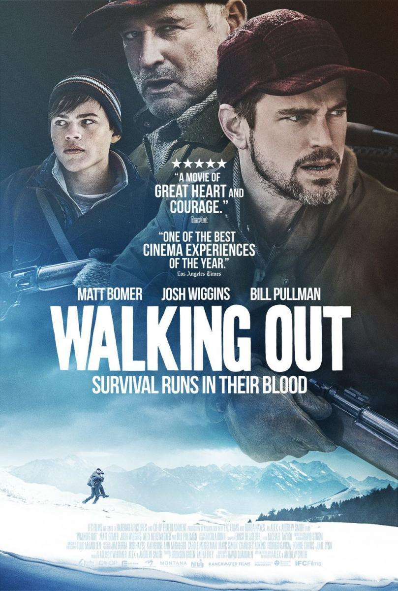 Walking Out (2017) 1080p Latino MEGA