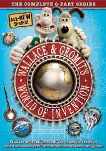Wallace y Gromit: El mundo de los inventos (Serie de TV)