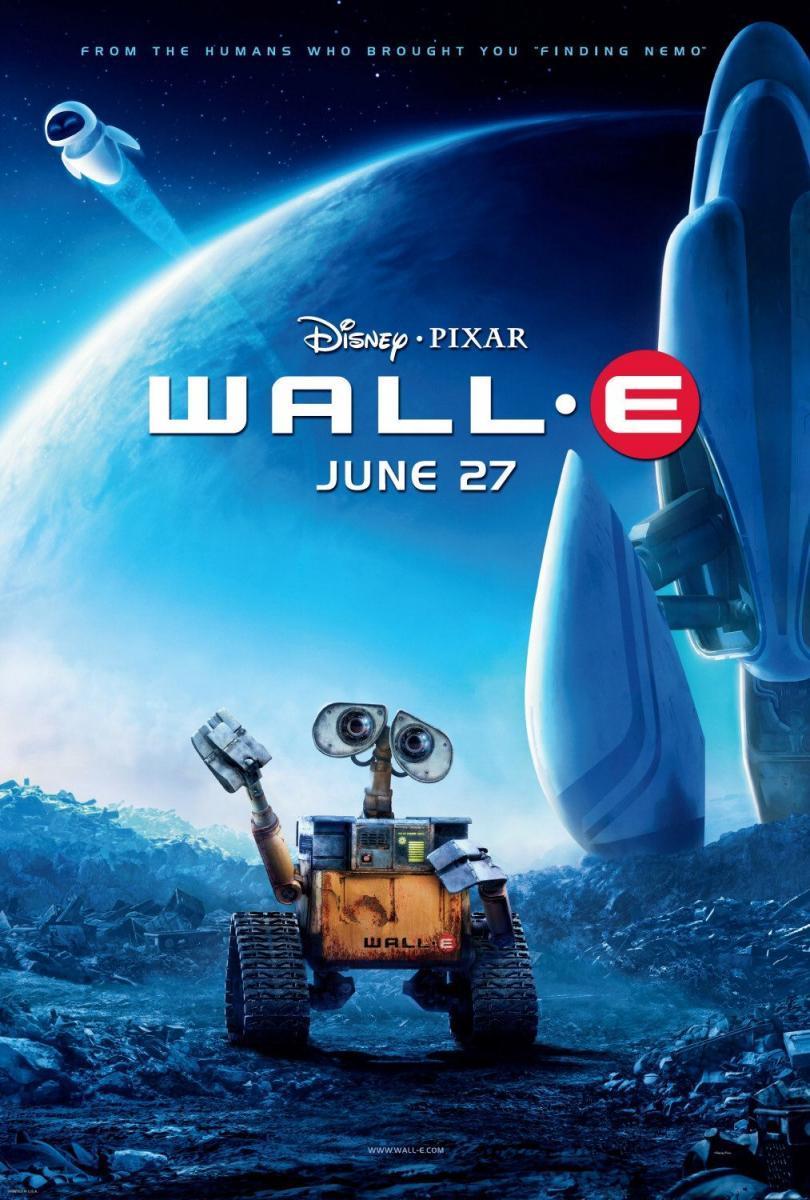 póster de la película wall-e