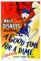 Walt Disney's Donald Duck: A Good Time for a Dime (C)