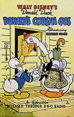 Pato Donald: El primo Gus (C)
