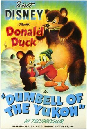 Walt Disney's Donald Duck: Dumb Bell of the Yukon (C)