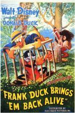 El pato Donald en la jungla (C)