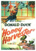 Walt Disney's Donald Duck: Honey Harvester (C)