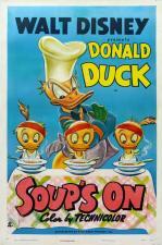 Pato Donald: La sopa está servida (C)