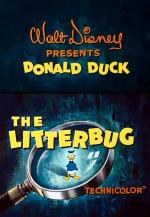 Walt Disney's Donald Duck: The Litterbug (C)