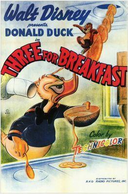 Walt Disney's Donald Duck: Three for Breakfast (C)