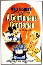 Walt Disney's Mickey Mouse: A Gentleman's Gentleman (S)