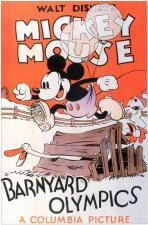 Mickey Mouse: Las olimpiadas de Mickey (C)