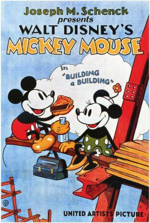 Mickey Mouse: Construyendo un edificio (C)