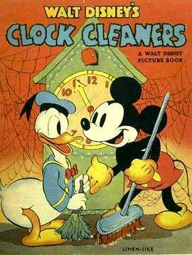 Mickey Mouse: Limpiadores de relojes (C)