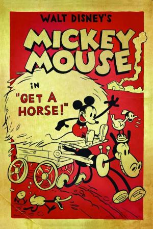Walt Disney's Mickey Mouse: Get a Horse! (C)