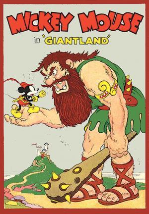 Mickey Mouse: El País de los Ogros (C)
