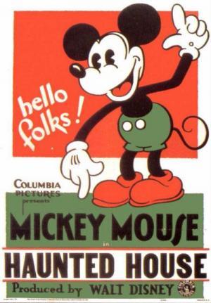 Mickey Mouse: La casa encantada (C)