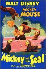 Mickey Mouse: Mickey y la foca (C)