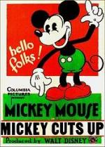 Walt Disney's Mickey Mouse: Mickey Cuts Up (S)