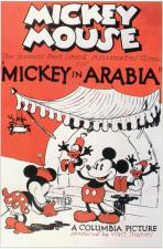 Walt Disney's Mickey Mouse: Mickey in Arabia (C)