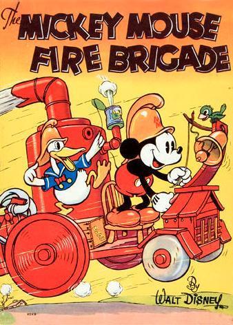 Crticas de Mickey Mouse La brigada de bomberos de Mickey C