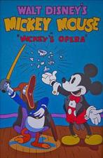 Walt Disney's Mickey Mouse: Mickey's Grand Opera (S)